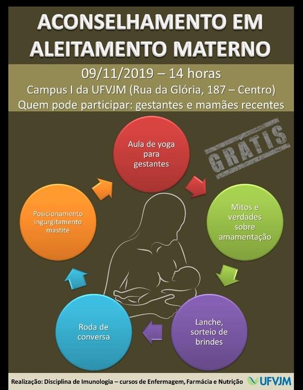 Aconselhamento em aleitamento materno