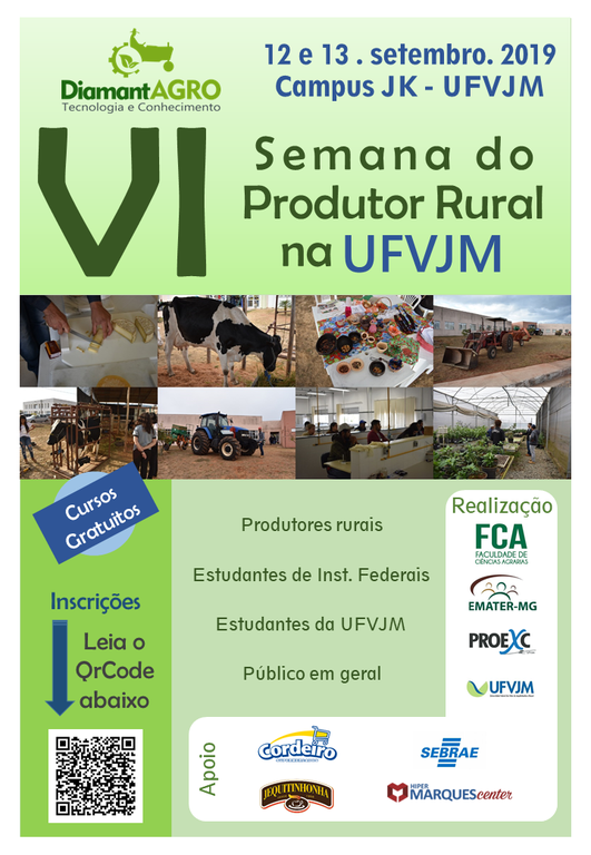 Cartaz Diamantagro 2019