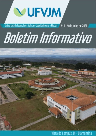 Boletim Informativo - Nº 1