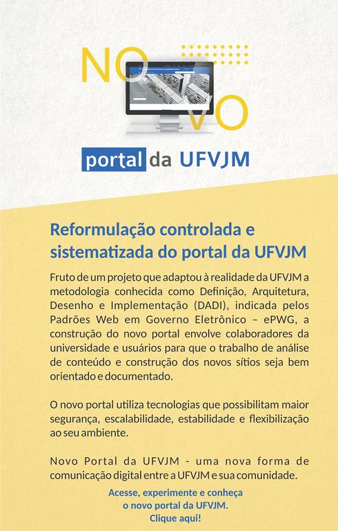 Tecnologias Novo Portal