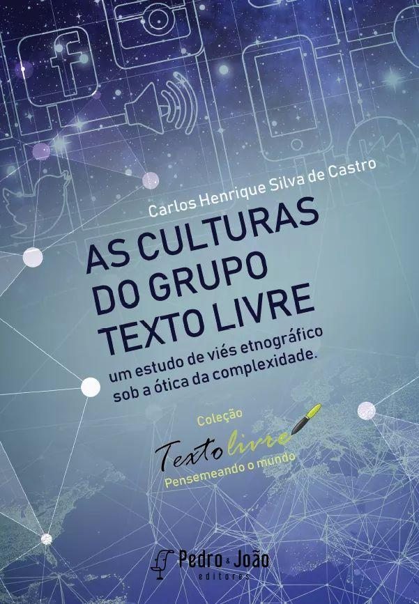 A capa do livro foi desenvolvida pela designer Fabiana Martins Mouchrek