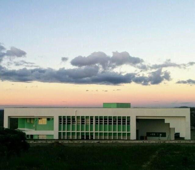 Centro Integrado de Pós-graduação e Pesquisa em Saúde (CIPq-Saúde), no Campus JK, em Diamantina