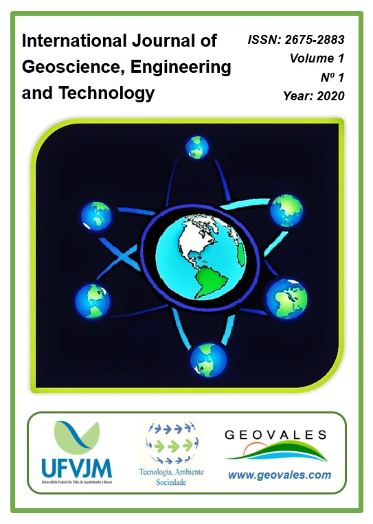 Revista International Journal of Geoscience