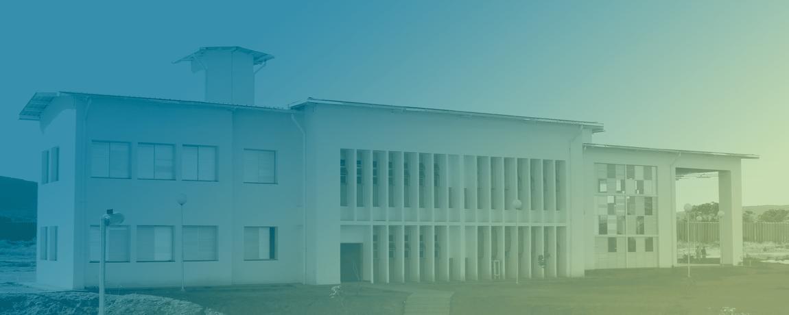 Imagem térrea do Campus Janaúba
