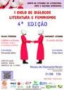 4º Ciclo de Diálogos Literatura e Feminismos