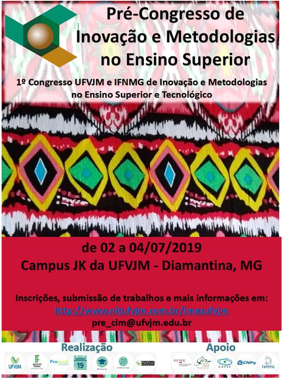 Cartaz UFVJM - IFNMG