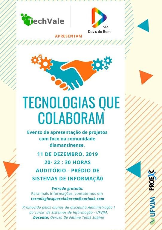 Tecnologias que colaboram