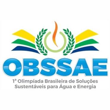 Banner da 1ª Olimpíada Brasileira de Soluções Sustentáveis para Água e Energia