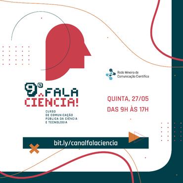 Banner do 9º Fala Ciência