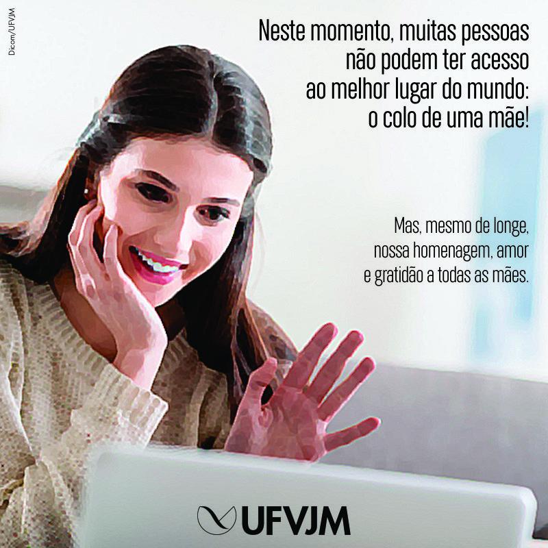 UFVJM - Dia das Mães 2020