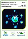 Capa da Revista International Journal of Geoscience, Engineering and Technology